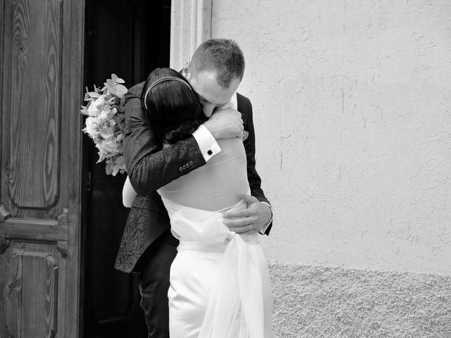 Il matrimonio di Omar e Camilla a Alzano Lombardo, Bergamo 19