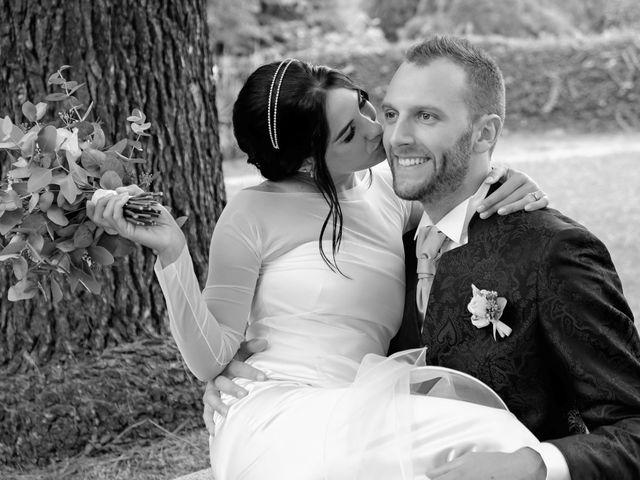 Il matrimonio di Omar e Camilla a Alzano Lombardo, Bergamo 1