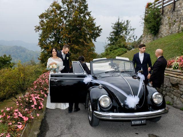 Il matrimonio di Omar e Camilla a Alzano Lombardo, Bergamo 20