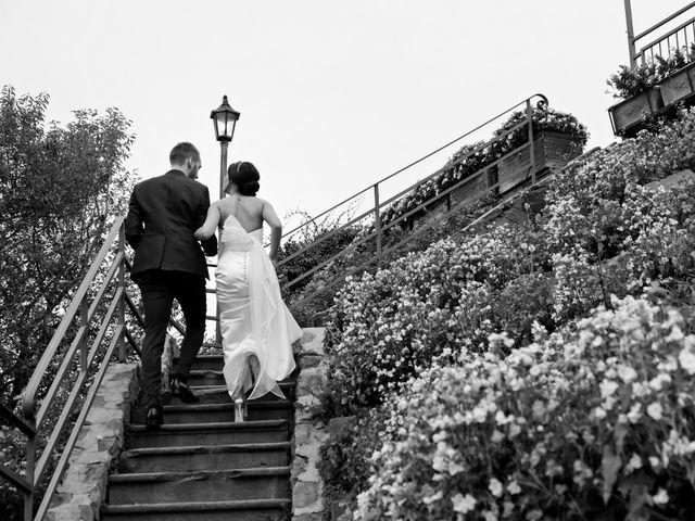Il matrimonio di Omar e Camilla a Alzano Lombardo, Bergamo 28