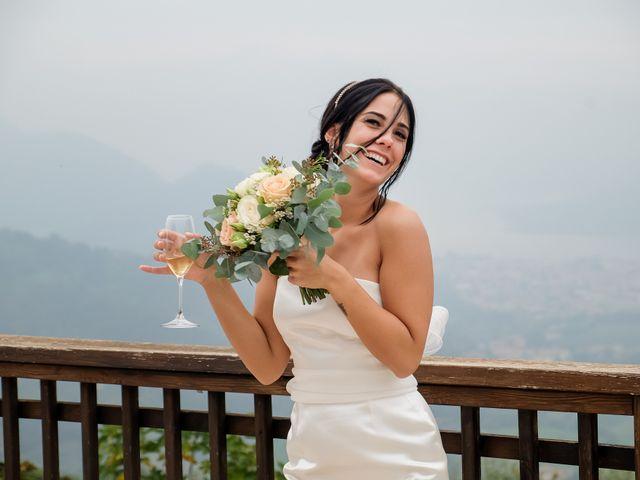 Il matrimonio di Omar e Camilla a Alzano Lombardo, Bergamo 24
