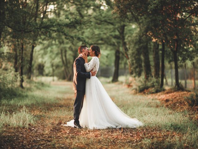 Le nozze di Alberto e Veronica