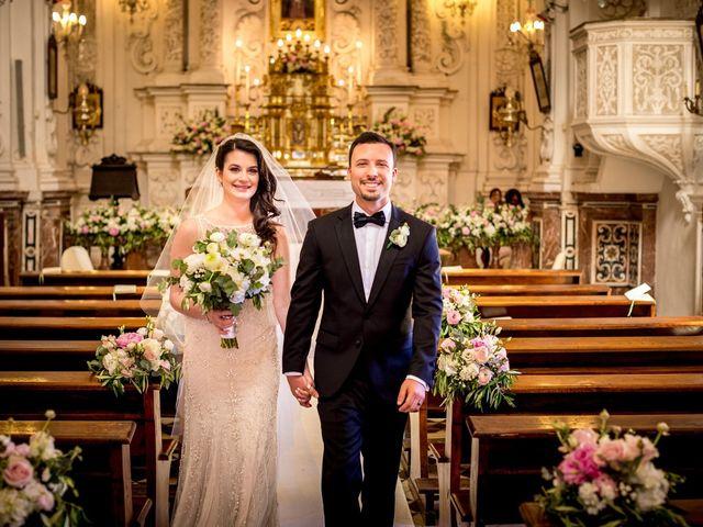 Le nozze di Mariel Alisa e James