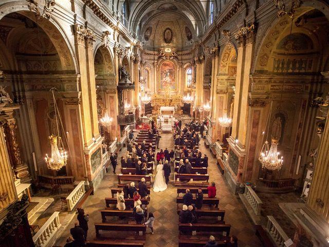 Il matrimonio di Fabiola e Alberto a Racconigi, Cuneo 5