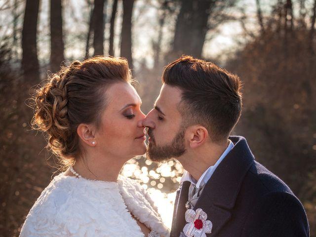 Il matrimonio di Fabiola e Alberto a Racconigi, Cuneo 7