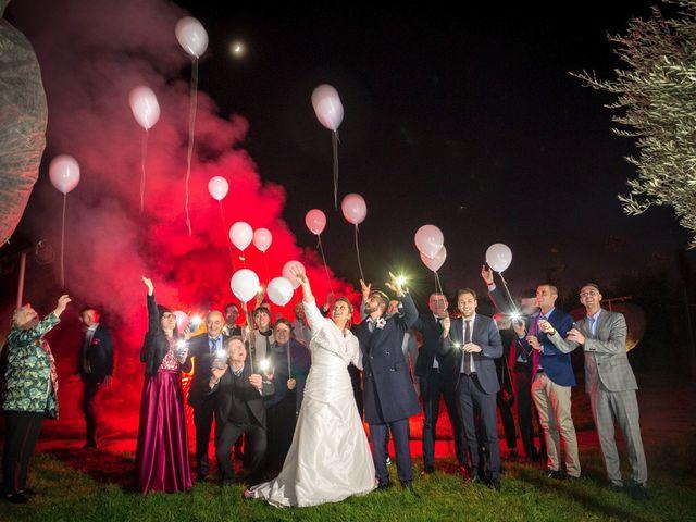 Il matrimonio di Fabiola e Alberto a Racconigi, Cuneo 15