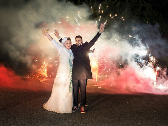Il matrimonio di Fabiola e Alberto a Racconigi, Cuneo 17