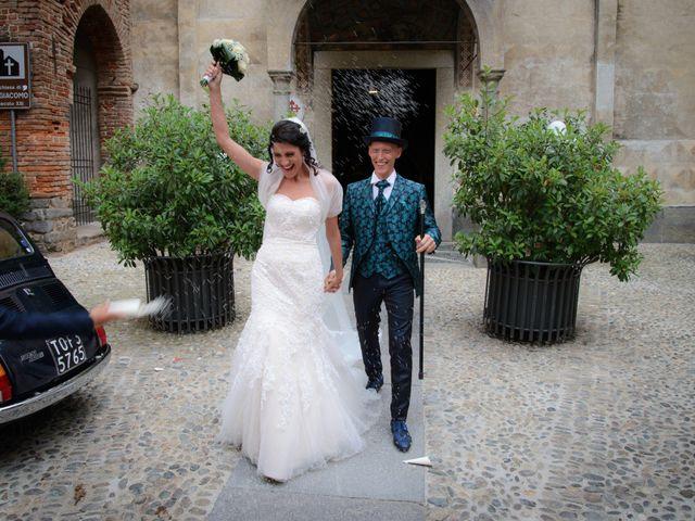 Il matrimonio di Roberto e Francesca a Biella, Biella 10