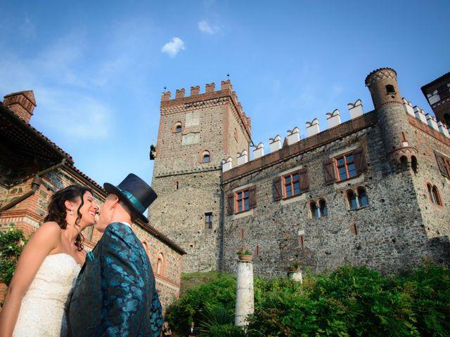 Il matrimonio di Roberto e Francesca a Biella, Biella 17