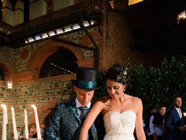 Il matrimonio di Roberto e Francesca a Biella, Biella 28