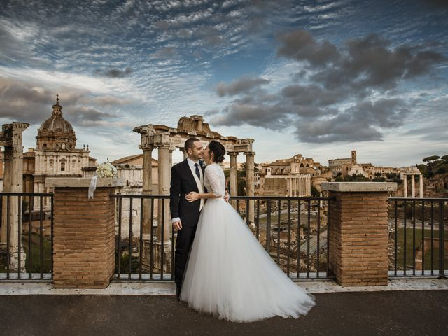 Le nozze di Michela e Gianluca