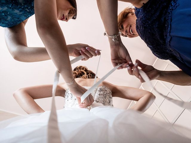 Il matrimonio di Stefano e Erica a Merate, Lecco 12