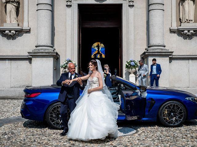 Il matrimonio di Stefano e Erica a Merate, Lecco 22