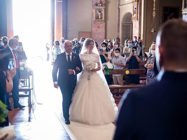 Il matrimonio di Stefano e Erica a Merate, Lecco 23