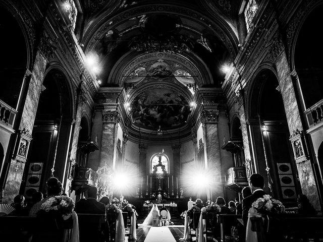 Il matrimonio di Stefano e Erica a Merate, Lecco 24