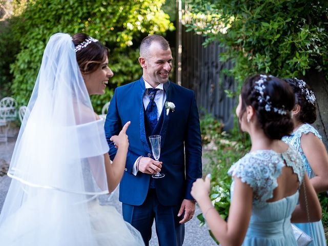 Il matrimonio di Stefano e Erica a Merate, Lecco 34