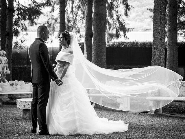 Il matrimonio di Stefano e Erica a Merate, Lecco 37