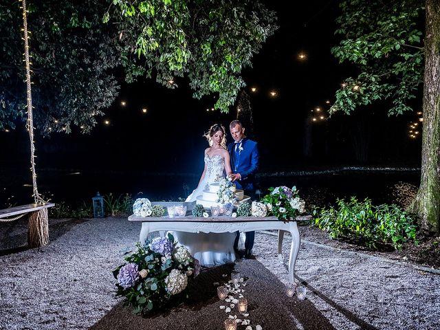 Il matrimonio di Stefano e Erica a Merate, Lecco 45