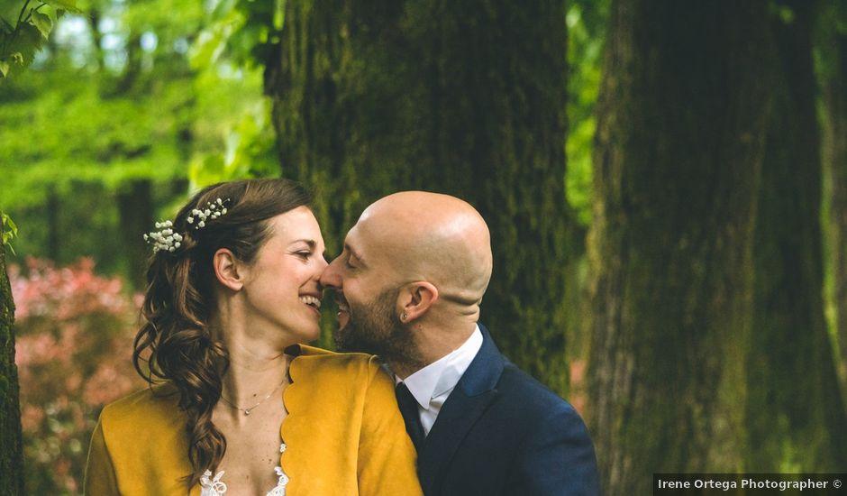 Il matrimonio di Luca e Stefania a Vergiate, Varese