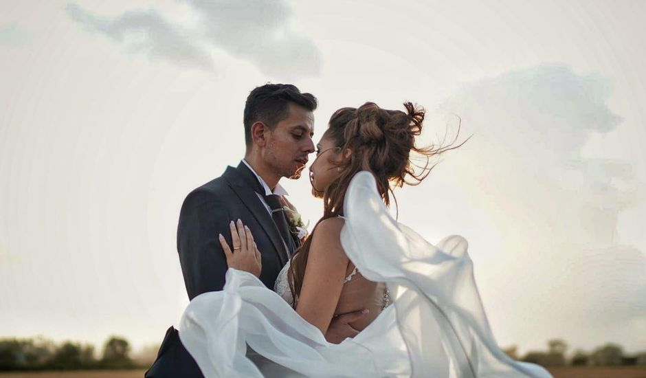 Il matrimonio di Simona  e Dario  a Latina, Latina