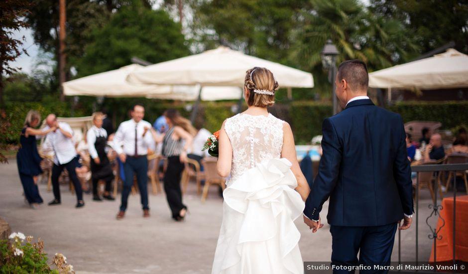 Il matrimonio di Marco e Daniela a Cogliate, Monza e Brianza