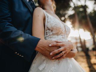 Le nozze di Martina e Antonio 1
