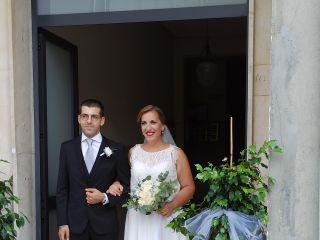 Le nozze di Alessandra e Seby 1