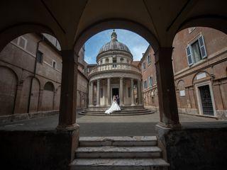 Le nozze di Federico e Chiara 1