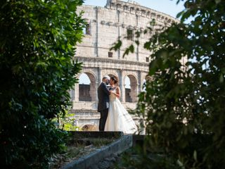 Le nozze di Federico e Chiara