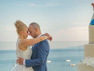 Le nozze di Anisa e Angelo
