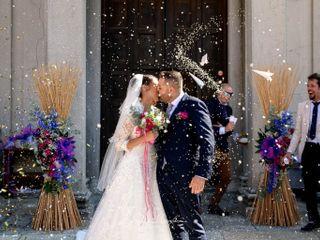 Le nozze di Giuliana e Elia