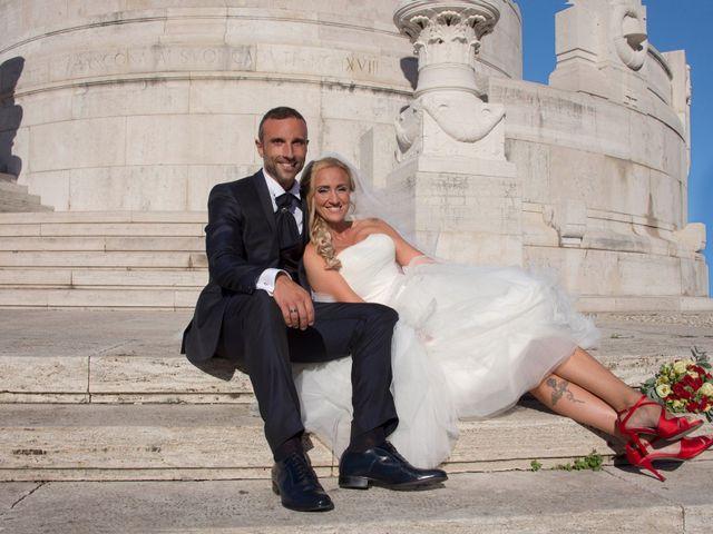 Le nozze di Sonia e Francesco