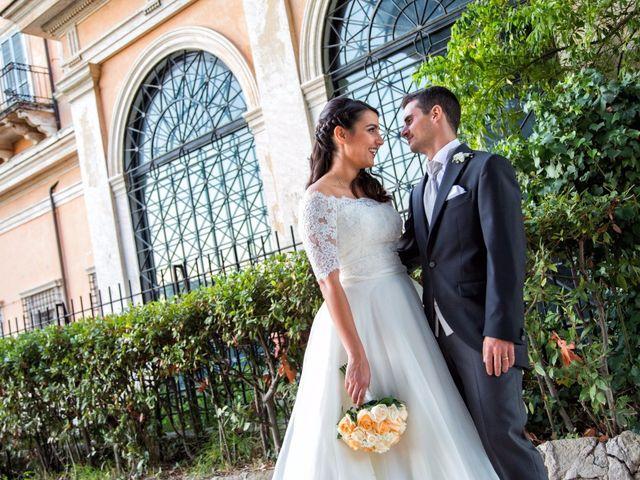 le nozze di Silvia e Federico