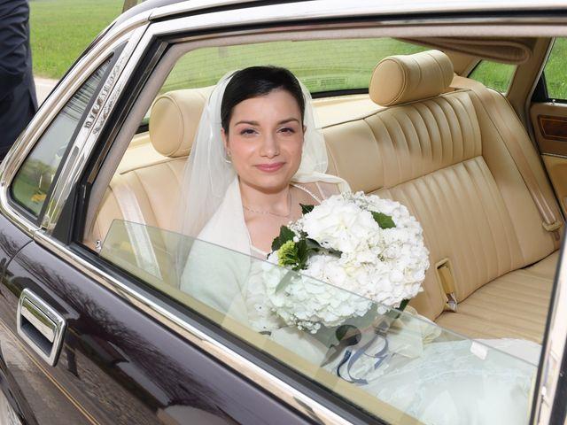 Il matrimonio di Lillo e Aurora  a Oleggio, Novara 2