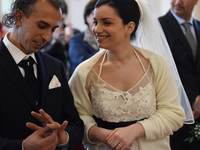 Il matrimonio di Lillo e Aurora  a Oleggio, Novara 5