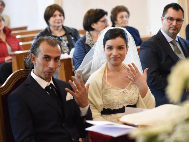 Il matrimonio di Lillo e Aurora  a Oleggio, Novara 6