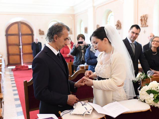 Il matrimonio di Lillo e Aurora  a Oleggio, Novara 7