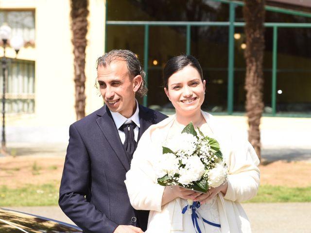 Il matrimonio di Lillo e Aurora  a Oleggio, Novara 8