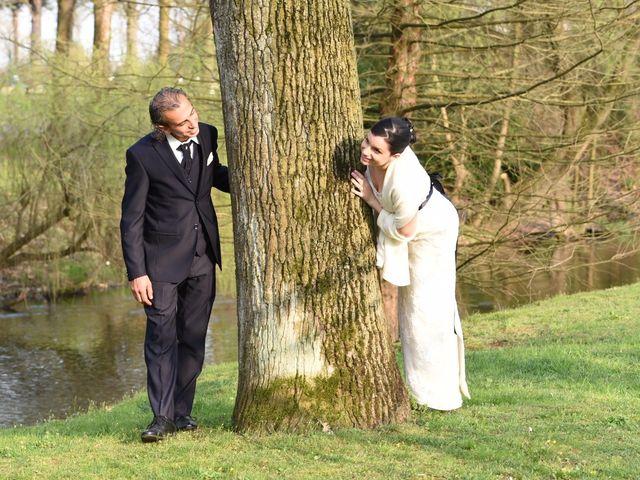 Il matrimonio di Lillo e Aurora  a Oleggio, Novara 10