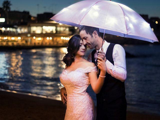 le nozze di Miriam e Vincenzo