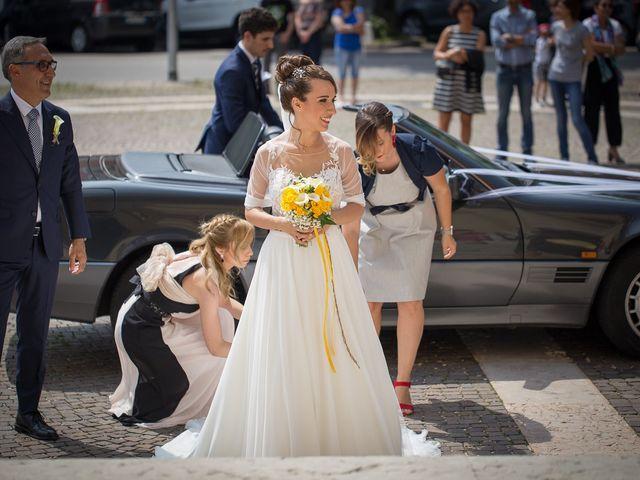 Il matrimonio di Marco e Michela a Verona, Verona 28