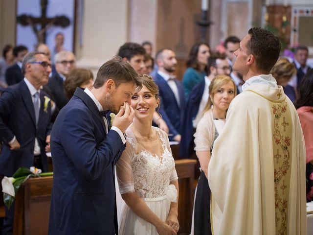 Il matrimonio di Marco e Michela a Verona, Verona 36