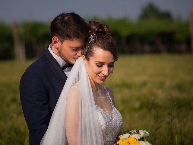 Il matrimonio di Marco e Michela a Verona, Verona 51