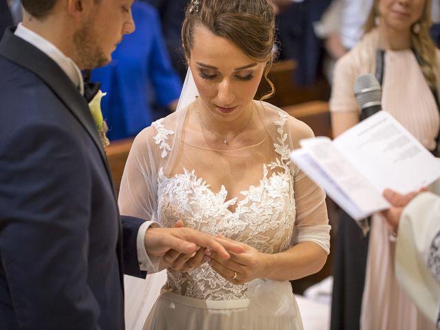 Il matrimonio di Marco e Michela a Verona, Verona 33