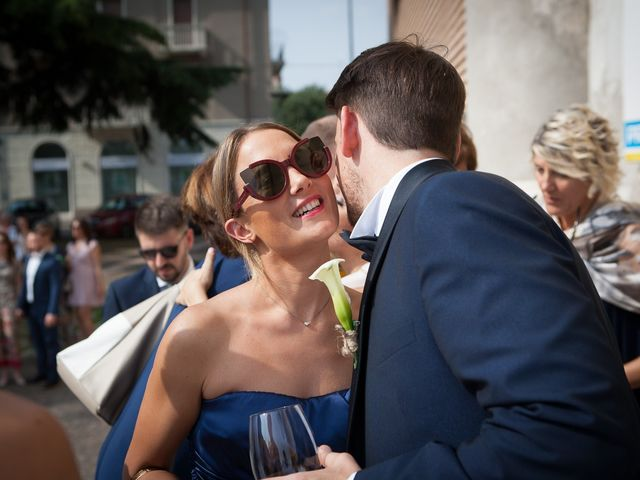 Il matrimonio di Marco e Michela a Verona, Verona 43
