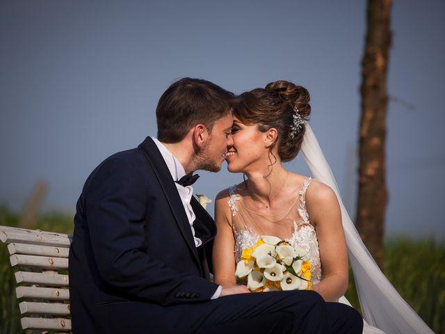 Il matrimonio di Marco e Michela a Verona, Verona 57