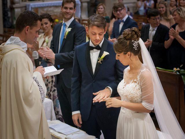 Il matrimonio di Marco e Michela a Verona, Verona 35