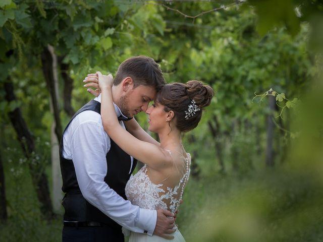 Il matrimonio di Marco e Michela a Verona, Verona 65