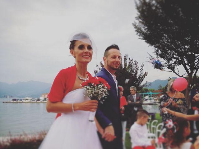 Il matrimonio di Alberto e Laura  a Iseo, Brescia 7