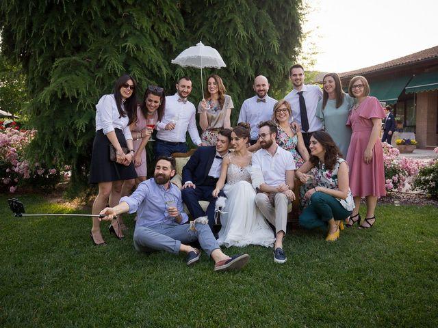 Il matrimonio di Marco e Michela a Verona, Verona 56